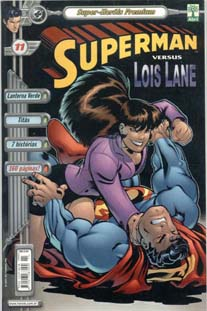 SUPERMAN PREMIUM n°11 - EDITORA ABRIL